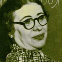 Photograph of Ida Rhodes
